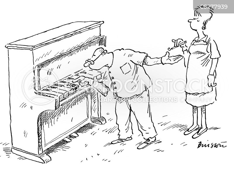 Piano Tuners cartoons, Piano Tuners cartoon, funny, Piano Tuners picture, Piano Tuners pictures, Piano Tuners image, Piano Tuners images, Piano Tuners illustration, Piano Tuners illustrations