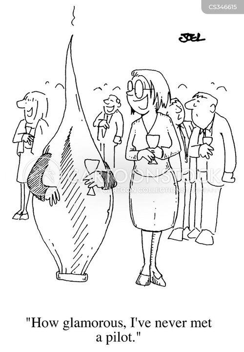 natural gas cartoon