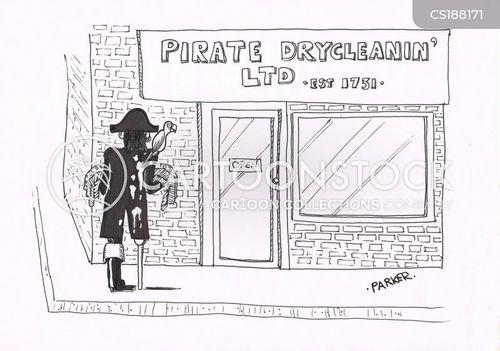 peg-leg cartoon