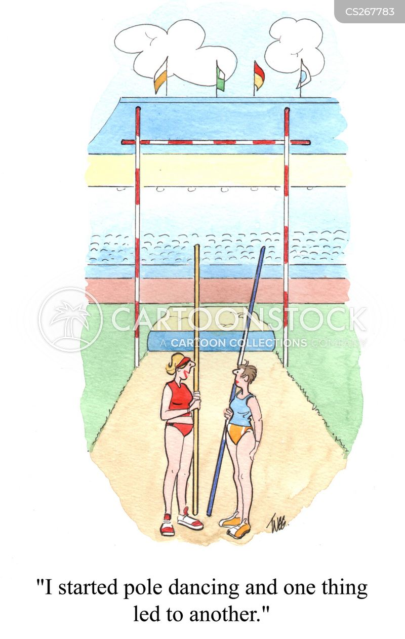 Pole Vaulting cartoons, Pole Vaulting cartoon, funny, Pole Vaulting picture, Pole Vaulting pictures, Pole Vaulting image, Pole Vaulting images, Pole Vaulting illustration, Pole Vaulting illustrations