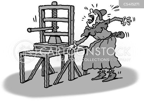 printing press cartoon