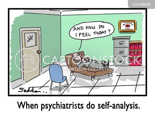 self analysis cartoon