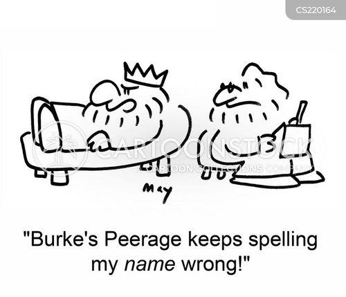 bad speller cartoon