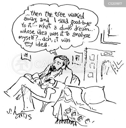 analyse cartoon