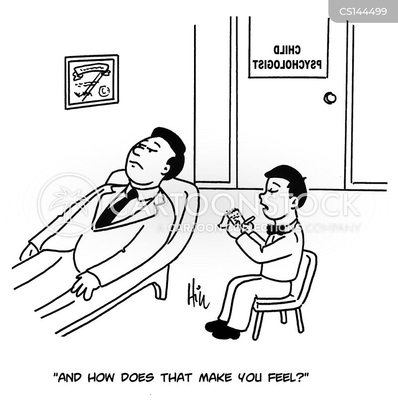 Child Psychologists Cartoons And Comics Funny Pictures From