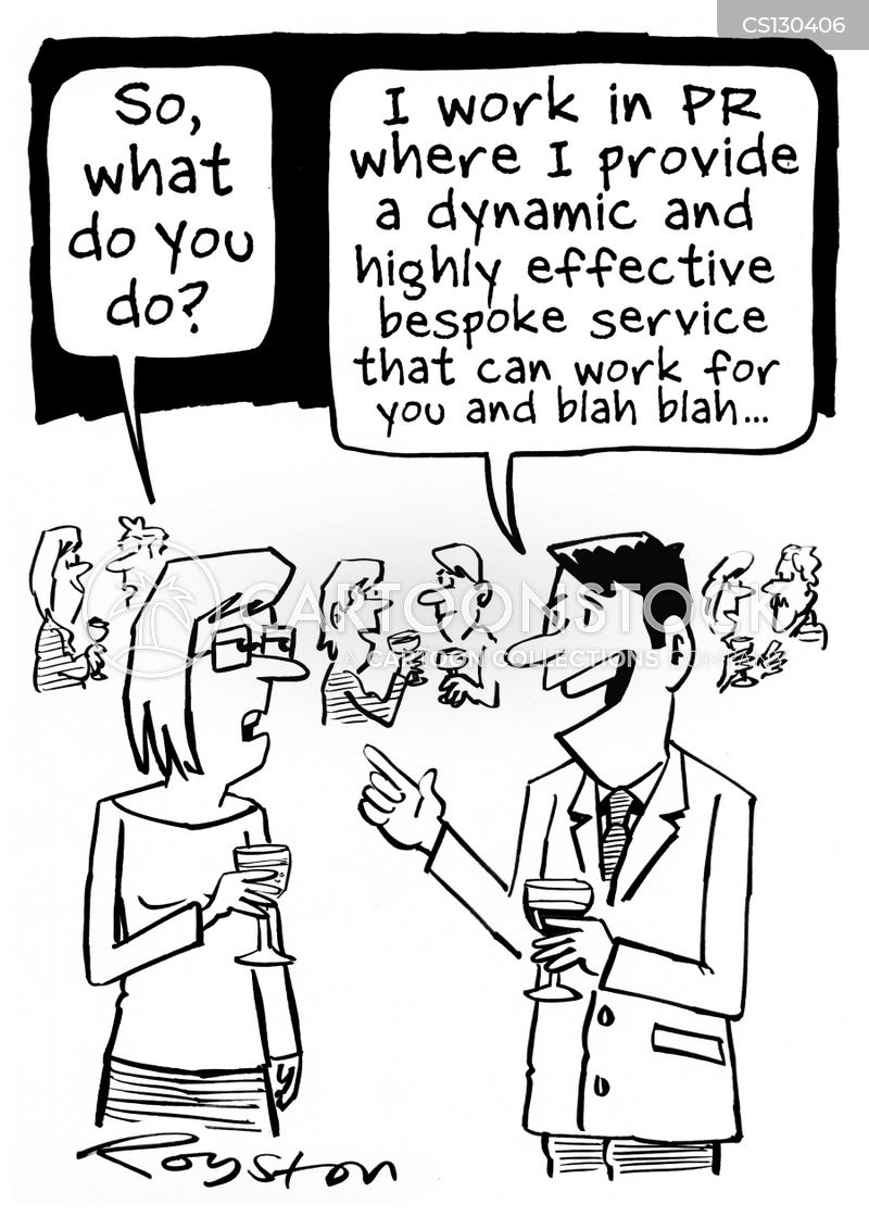 pr jobs cartoon