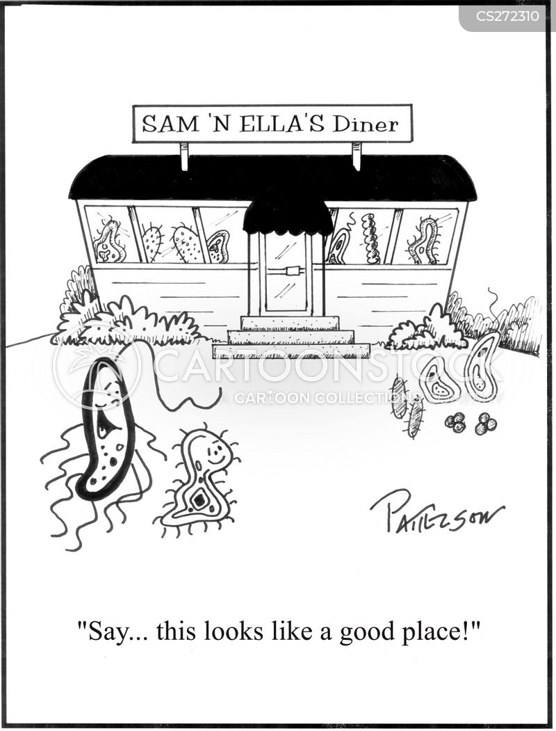 food inspectors cartoon