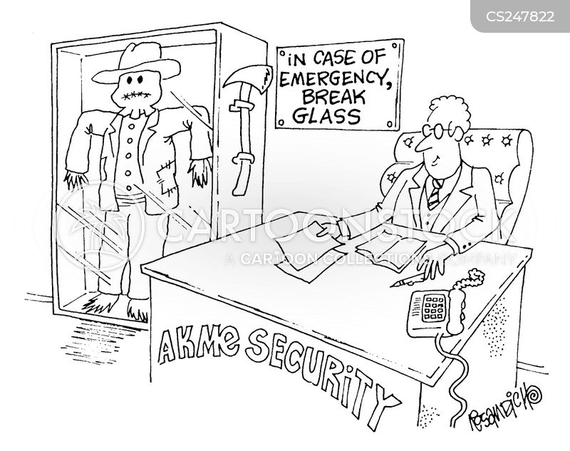 emergencys cartoon