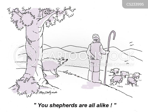 herders cartoon