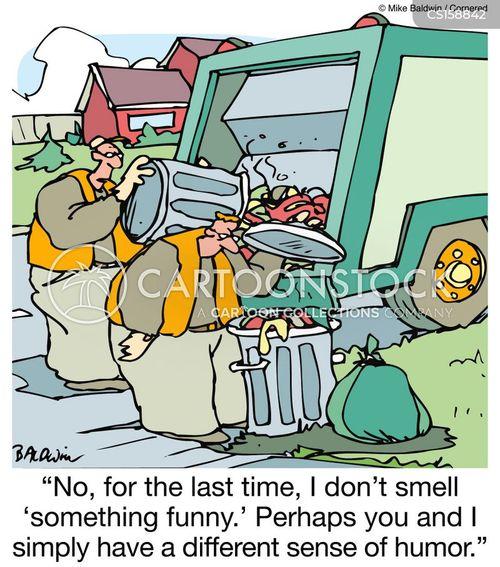 dustmen cartoon