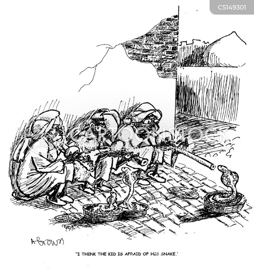 ophidiophobics cartoon