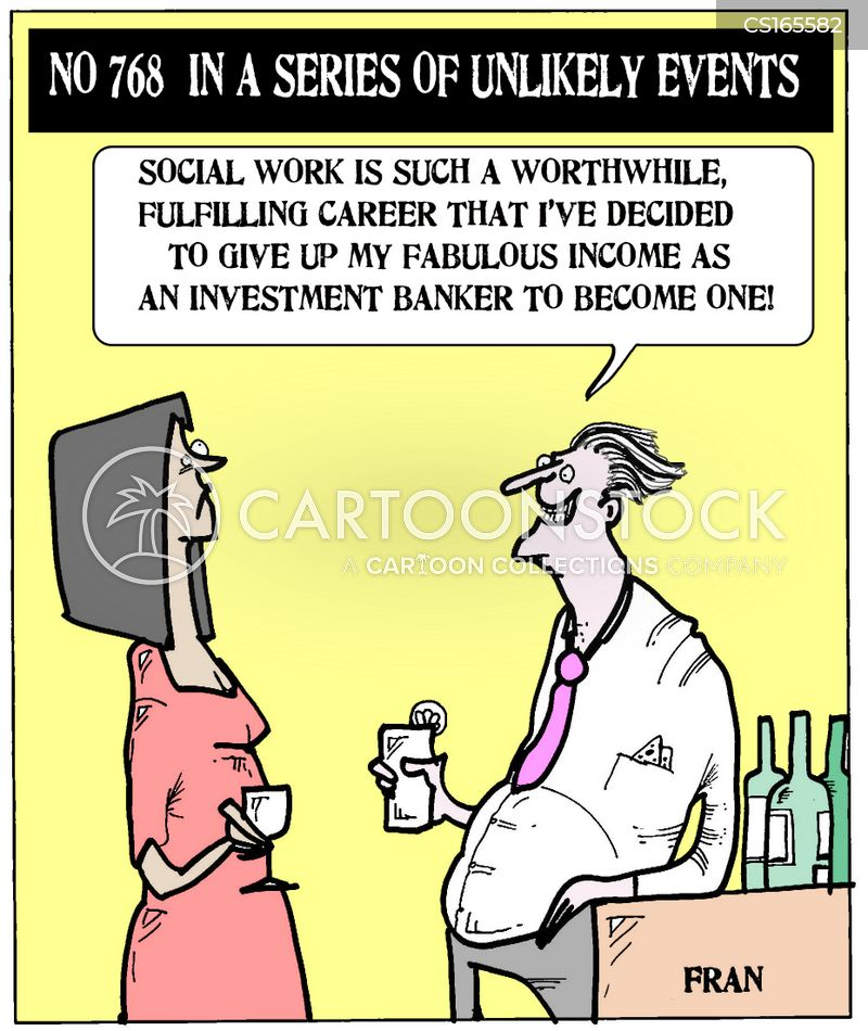 social work cartoon
