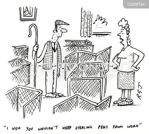 work perks cartoon