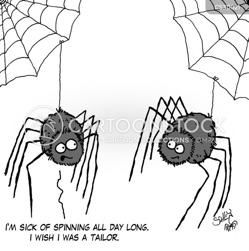 spinners cartoon