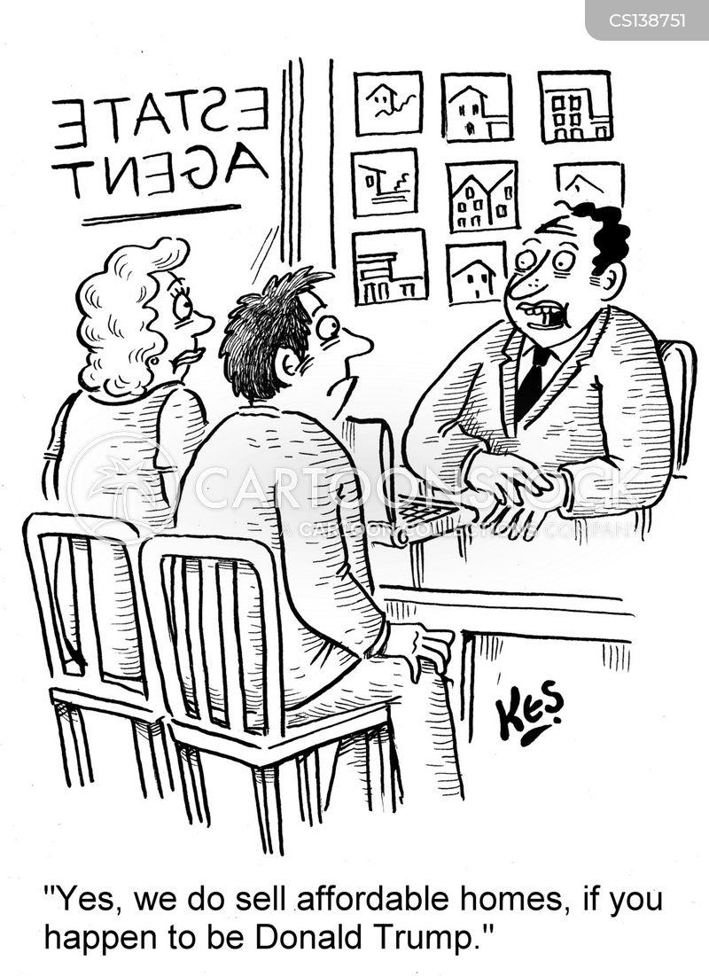 Affordable Homes Cartoons And Comics Funny Pictures From - Affordable homes