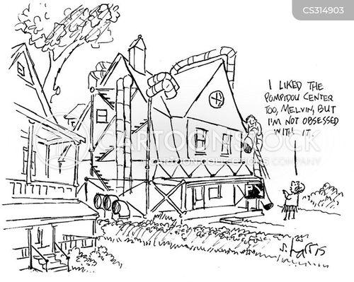 grand design cartoon