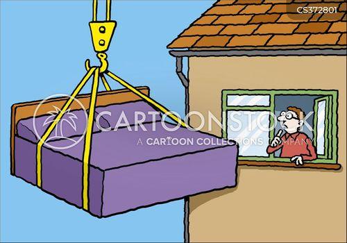 measuring cartoon