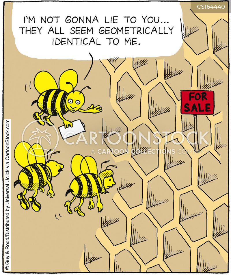 hives cartoon