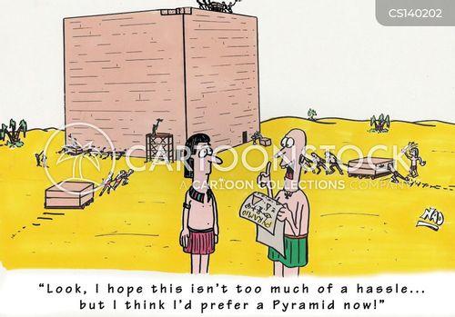 hassle cartoon