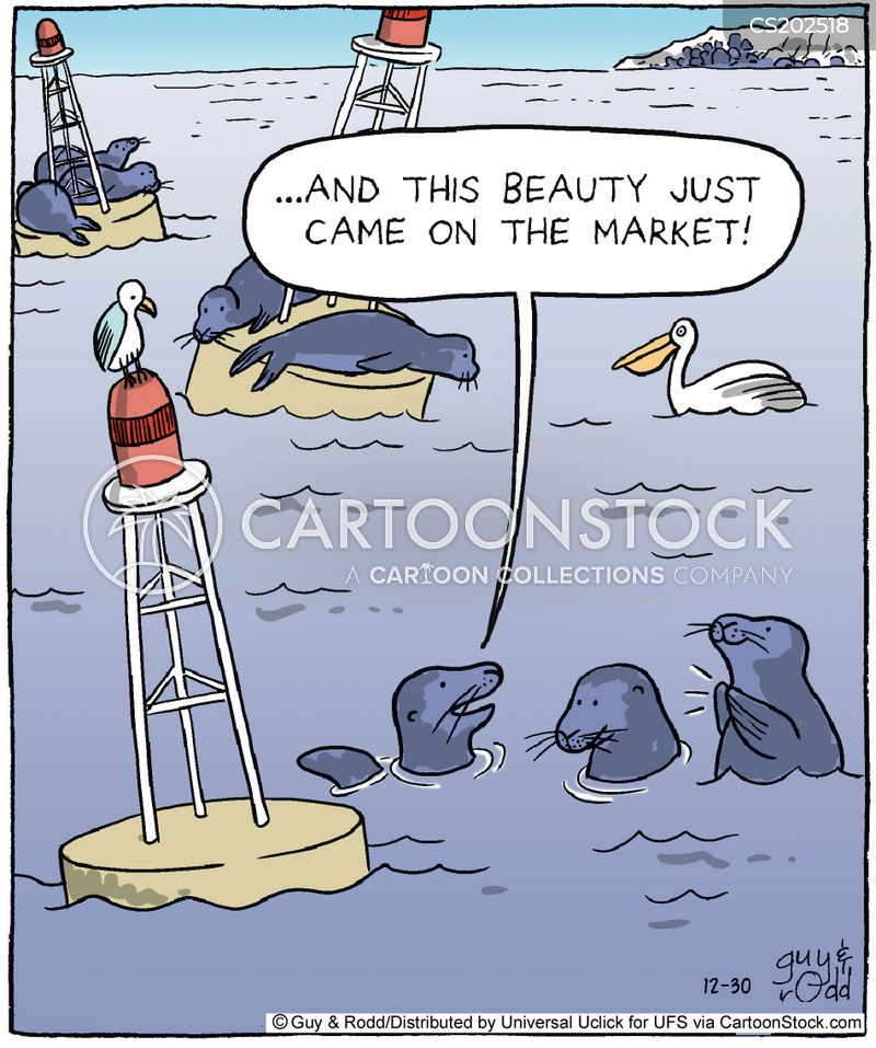 buoys cartoon