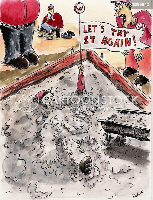 construction business cartoon