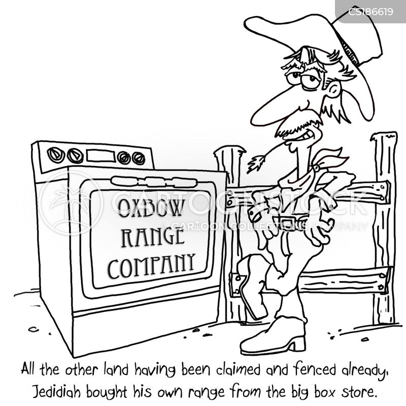 ovens cartoon