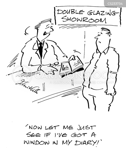 Cartoon Diary: Window In My Diary Cartoons And Comics