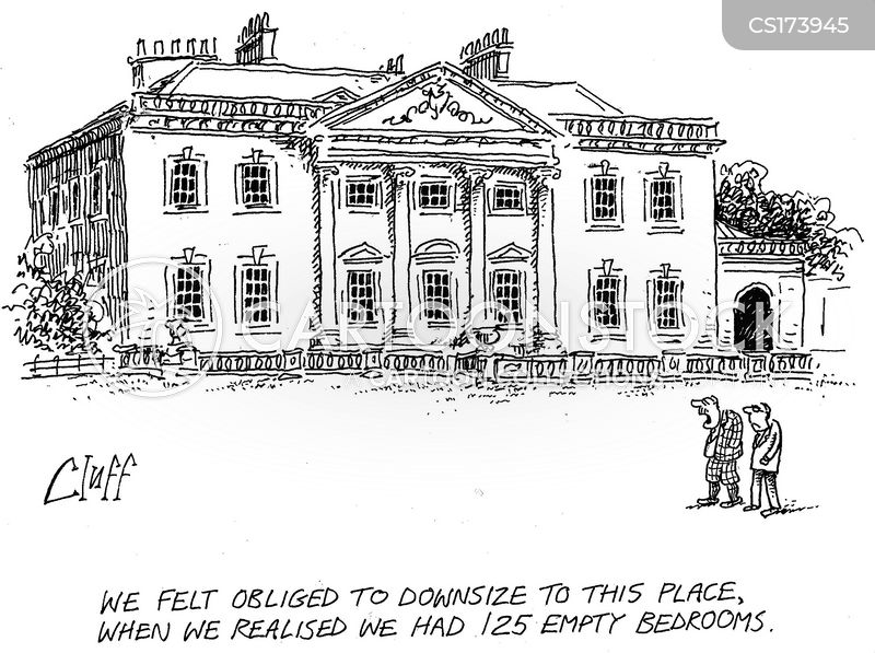 posh cartoon
