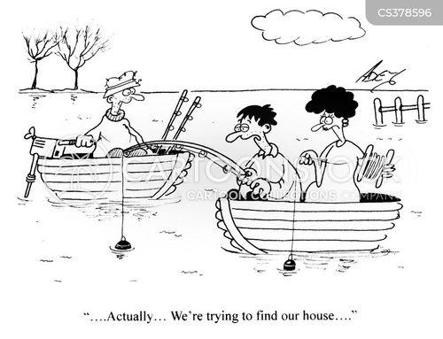 mobile homes cartoon
