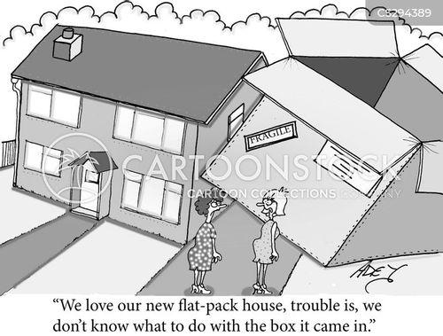 flatpack cartoon