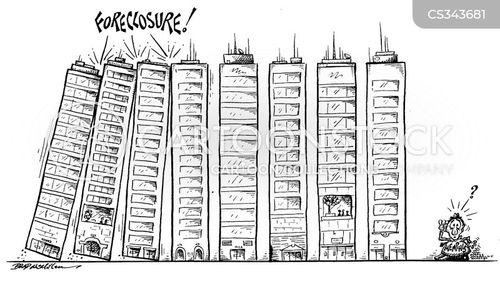 fore closure cartoon