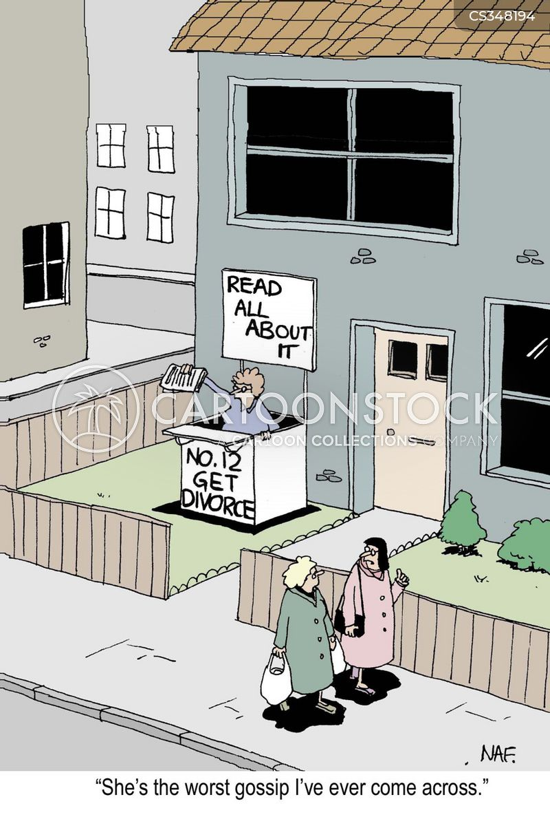 Nosy Neighbors Cartoons and Comics - funny pictures from ...