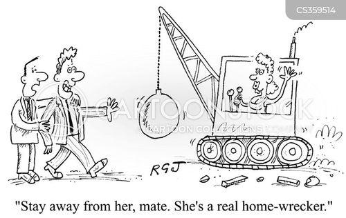 bulldozers cartoon