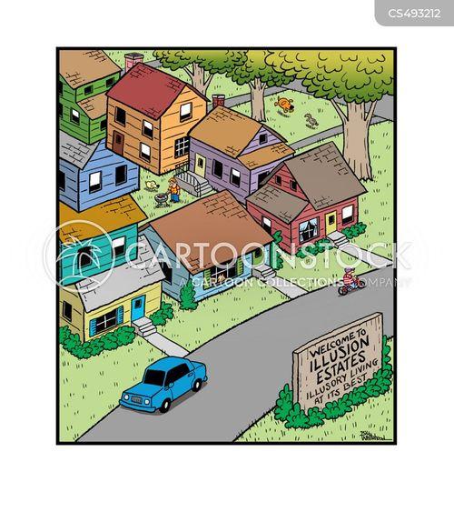 subdivision cartoon
