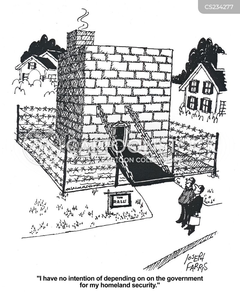 buying houses cartoon