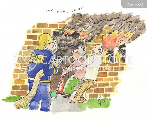 houseproud cartoon