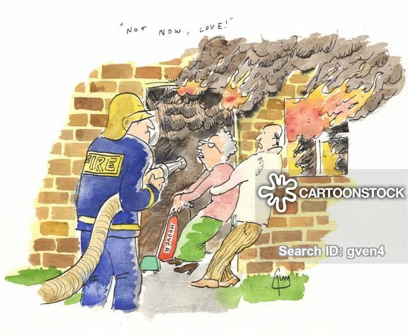 house proud cartoon