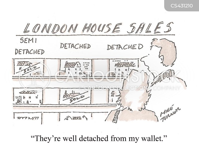 Captivating House Values Cartoon 2 Of 4