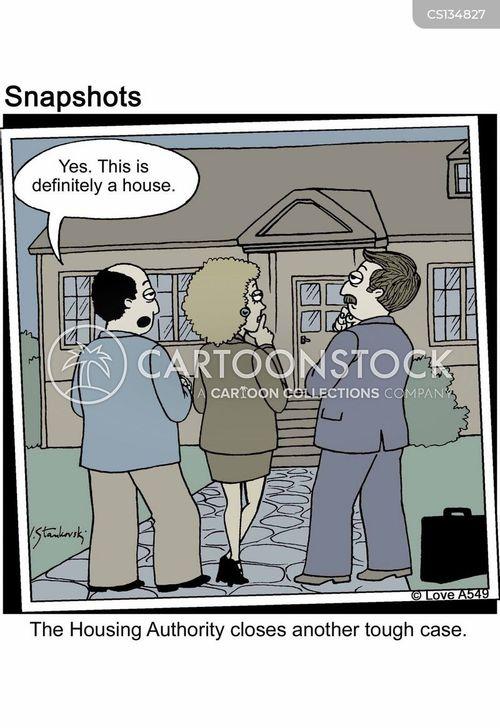administrative cartoon