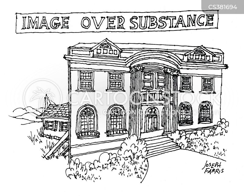substance cartoon