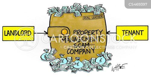 tenancy agreement cartoon