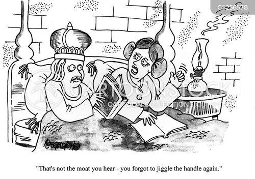 hrh cartoon