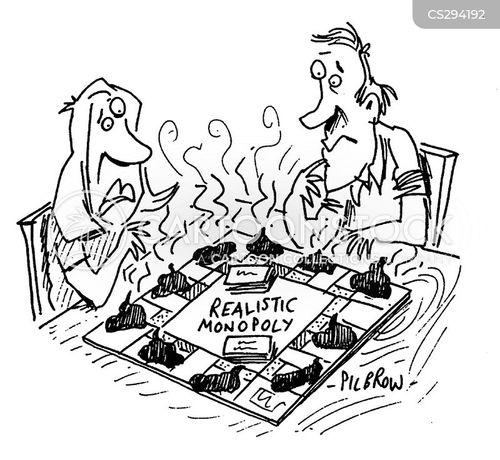 waddingtons cartoon