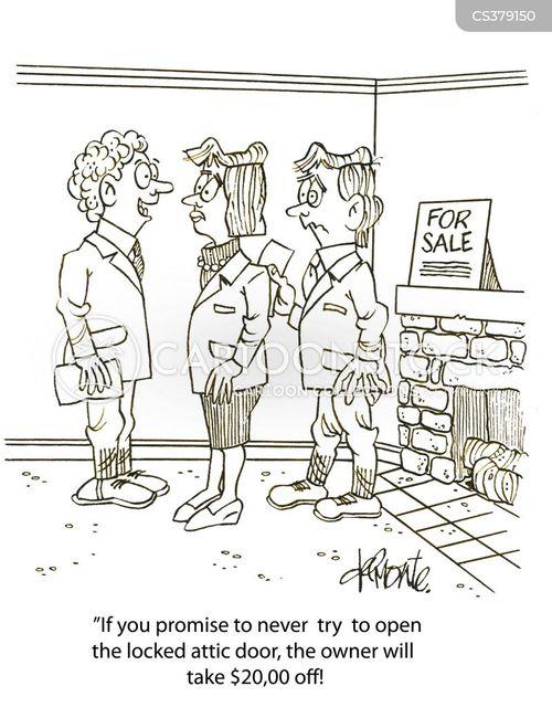 attics cartoon
