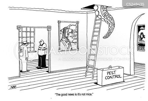 rat catchers cartoon