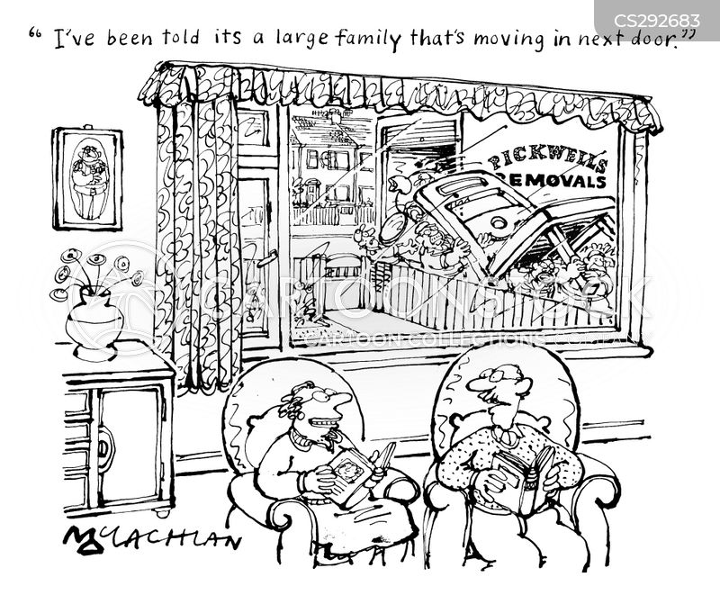 removals cartoon
