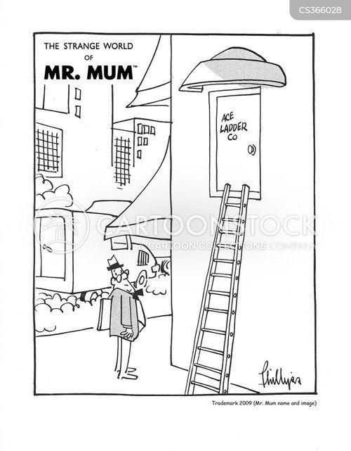 accesses cartoon