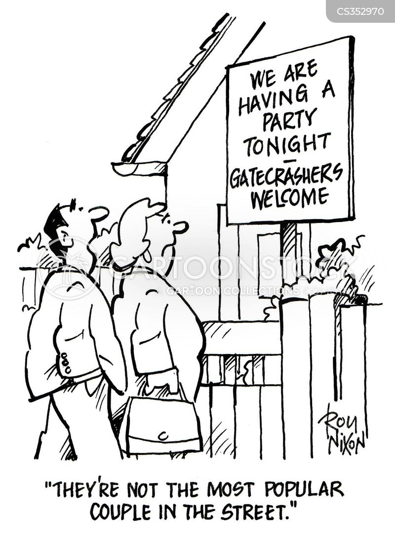 Party Invitations Cartoons and Comics funny pictures from – Funny Party Invite