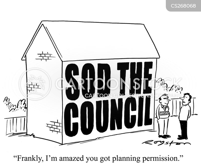 councils cartoon