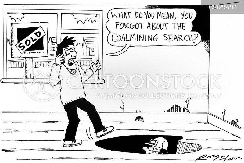property searches cartoon